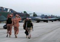 Минобороны: все военные в Сирии проголосовали за Путина