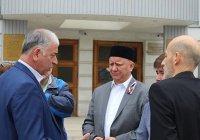 Крганов принял участие в выборах в качестве наблюдателя