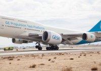Самый большой в мире авиадвигатель испытали в США