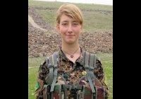 В Африне погибла британка, воевавшая вместе с курдами