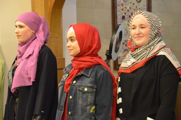 Девичник по-мусульмански: мода, макияж, чайная церемония