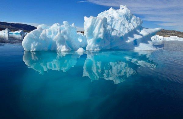 Гренландский ледяной щит может совсем растаять к середине 21-го века