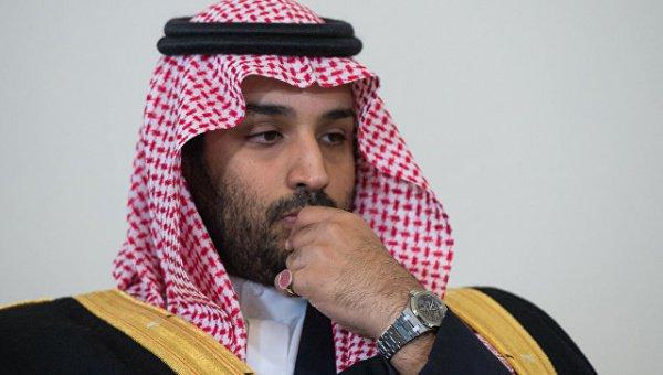 Мухаммед бен Салман.
