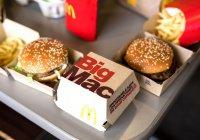 В «Макдоналдсе» бургеры станут менее вкусными ради природы