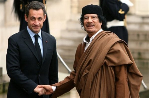 Сын Каддафи объявил, что готов дать показания против Саркози