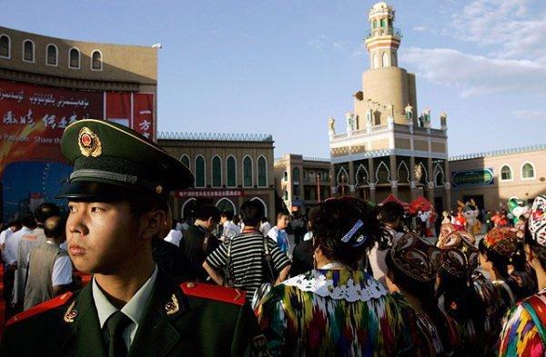 В Китае продолжается борьба с религиозностью.