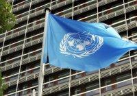 Турция назвала ООН террористической организацией