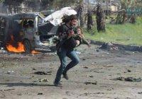 Сирийский фотограф с раненым ребенком на руках победил в международном конкурсе