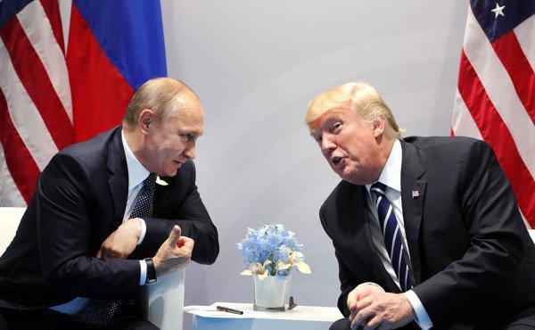 СМИ рассуждают о возможной встрече президентов России и США.