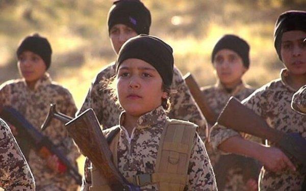США икурды пробуют реанимироватьИГ вСирии— «Львята халифата» возвращаются