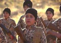 ИГИЛ тренирует детей в подконтрольных США районах Сирии