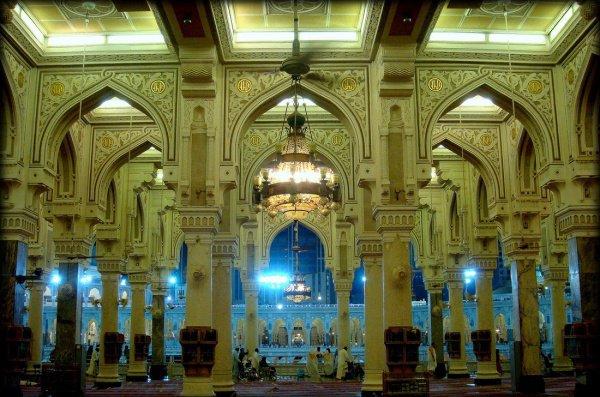 Масжидуль-Харам (Запретная мечеть)