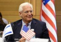 Палестина требует внести в список террористов посла США