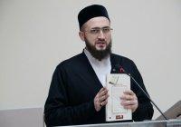 Муфтий РТ начинает лекции в КФУ