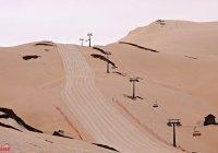 Песчаная буря из Африки добралась до Грузии (ФОТО)