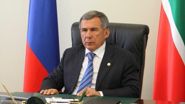 Рустам Минниханов выразил соболезнования.