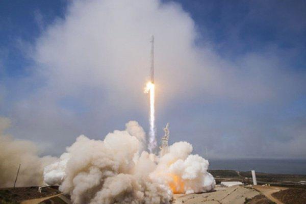 По словам специалистов, они наблюдали крупнейшие ударные круговые волны, вызванные пуском ракеты