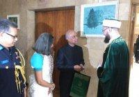 Муфтий Татарстана - на приеме от имени президента Республики Бангладеш
