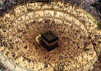10 умопомрачительных аэрофото Запретной мечети