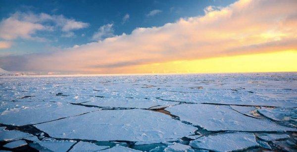 По текущим оценкам НАСА, температура была в среднем на 8-10 градусов выше за полярным кругом, чем во времена до индустриальной революции