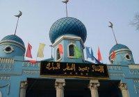 В Китае запретили надписи на арабском языке