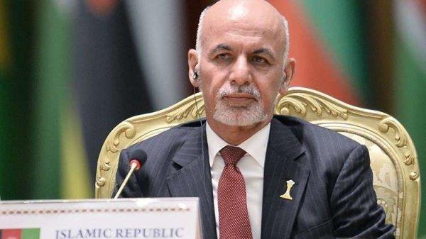 Ашраф Гани принимает участие в международной конференции по Афганистану.