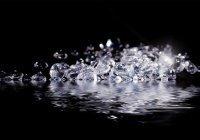 Ученые обнаружили воду в алмазах