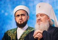 Муфтий РТ и Митрополит Казанский выступили с обращением в связи с трагедией в Кемерово