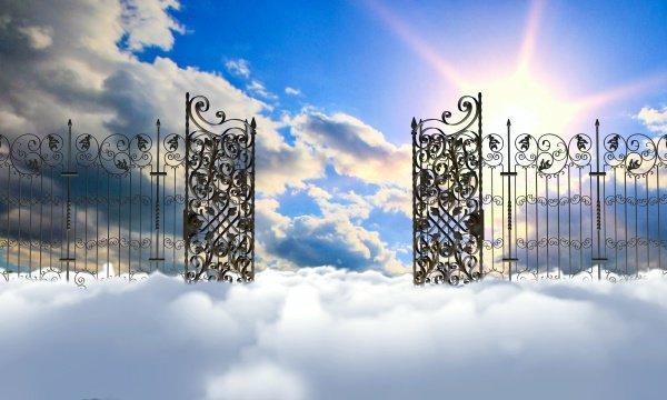 Для этого человека откроются все 8 ворот рая, и он войдет в любую, в какую пожелает