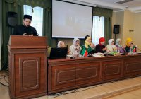 Мусульманки Татарстана прочли дуа за жертв трагедии в Кемерово