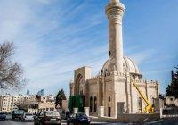 В Баку завершается строительство мечети «Гаджи Джавад» (Фото)