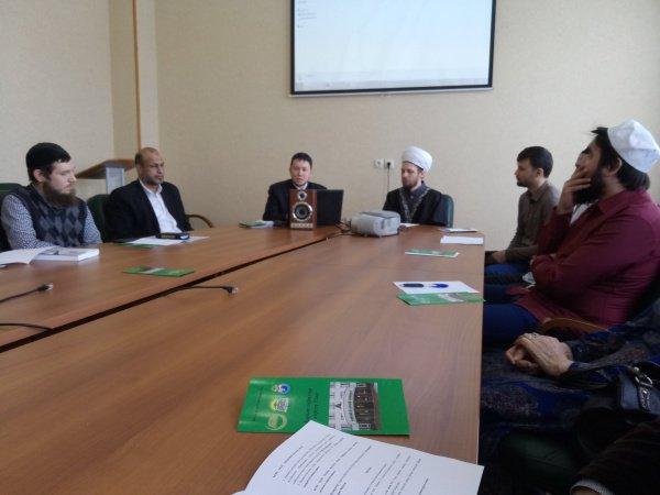 Круглый стол на тему: «Татарский макам: история, реалии и перспективы»