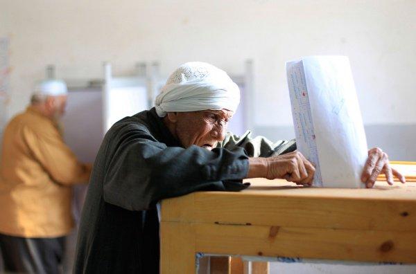 В Египте прошли президентские выборы.