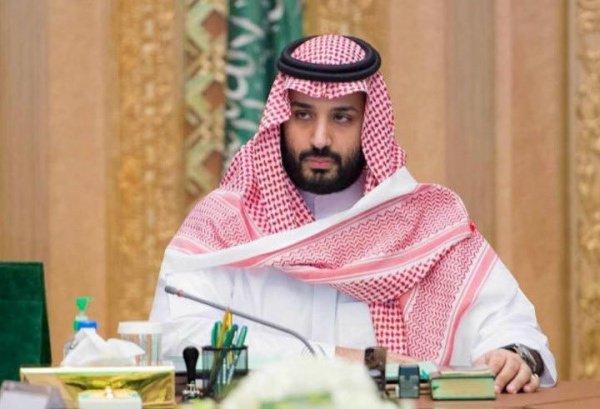 Принц Мухаммед дал интервью Washington Post.