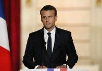 Во Франции подтвердили визит Эммануэля Макрона в Россию