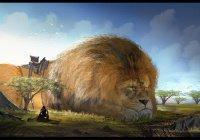 Ученые: В Африке жили львы ростом с человека