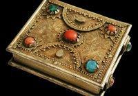 Ювелирные украшения булгар: коранницы, накосники и сюльгамы