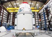 Россияне отправятся к МКС на кораблях SpaceX
