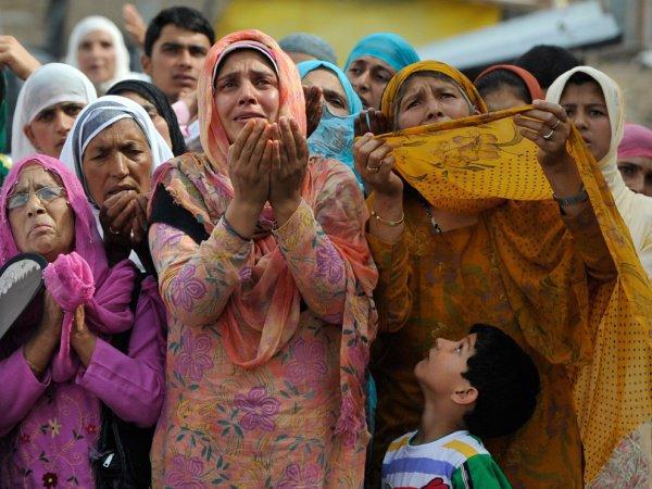 Мусульмане Индии могут лишиться домов.