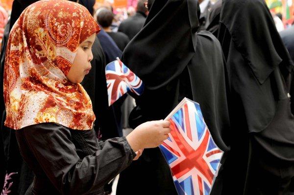 Мусульмане Великобритании начали получать угрозы.