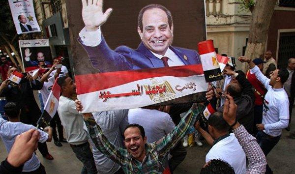В Египте завершились президентские выборы.