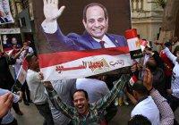 Ас-Сиси принимает поздравления зарубежных лидеров с победой на выборах