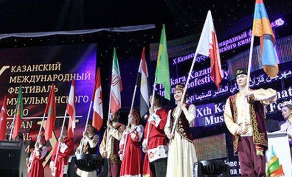 Фестиваль пройдет в Казани с 5 по 11 сентября.
