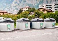 Швейцарцы практикуют «мусорный туризм»