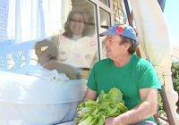 Из-за картошки испанка 13 лет живет за стеклом