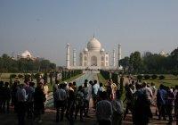 Власти Индии ограничили доступ туристов в Тадж-Махал