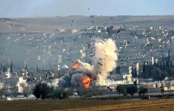 Афганские ВВС разбомбили медресе впровинции Кундуз