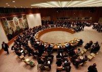Делегация Совбеза ООН посетит Ирак и Мьянму