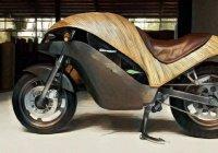 Бамбуковый электробайк построили на Филиппинах (ВИДЕО)