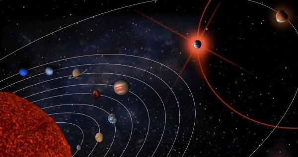 Так еще 30 лет назад НАСА знало о приближении планеты-гиганта